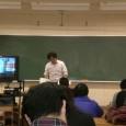 日本工学院講師風景
